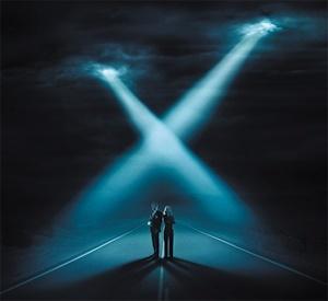 UFOのサーチライト