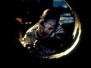 下水道の怪物