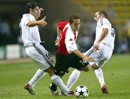 ono shinji real Zidane figo