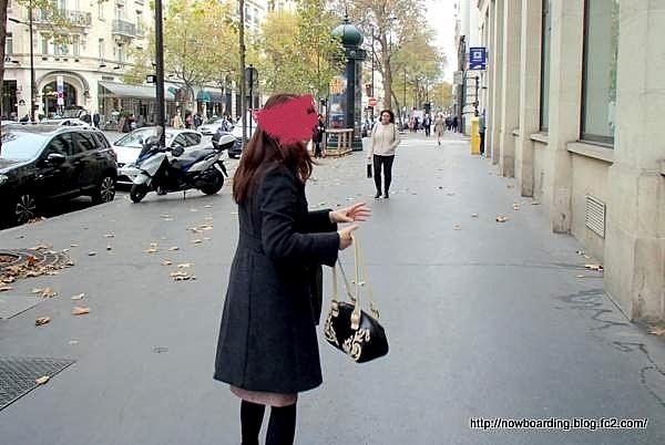 トスカブルー パリ