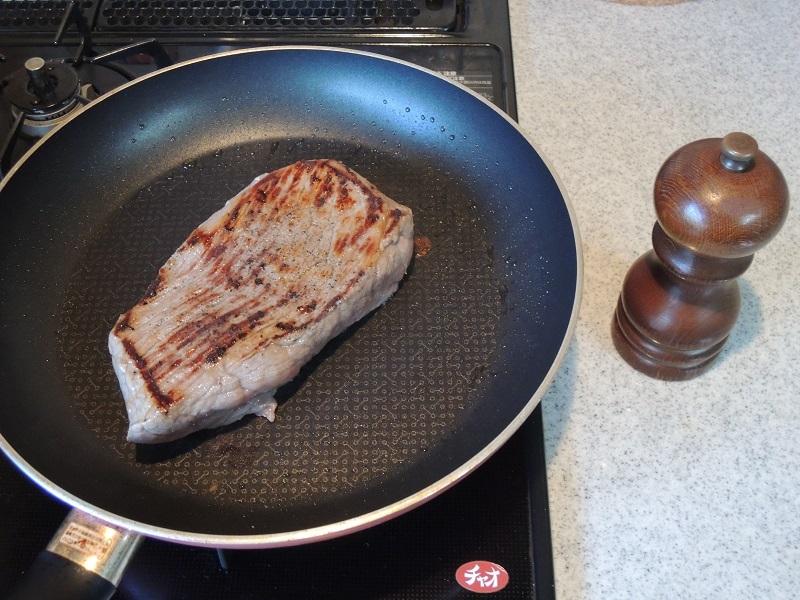 ローストビーフを作ります