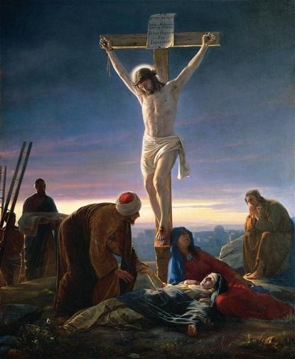 カール・ハインリッヒ・ブロッホ 『Christ at the Cross』
