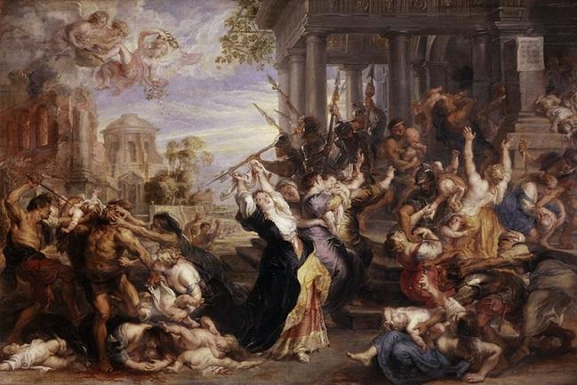 「幼児虐殺」のヘロデ大王、そしてヘロデの子「イエス」