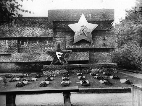 スパルタクス団蜂起の記念碑