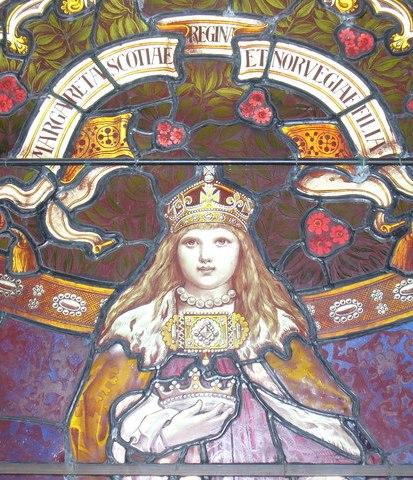 たったの3歳で女王様になった「ノルウェーの乙女」