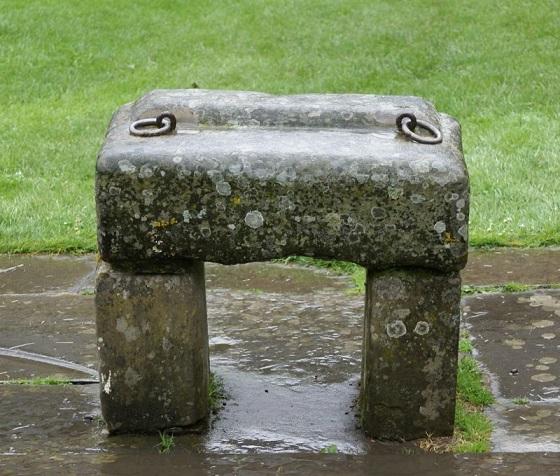 スクーンの石のレプリカ