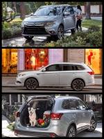 世界の三菱アウトランダーPHEV Mitsubishi Outlander PHEV in the world