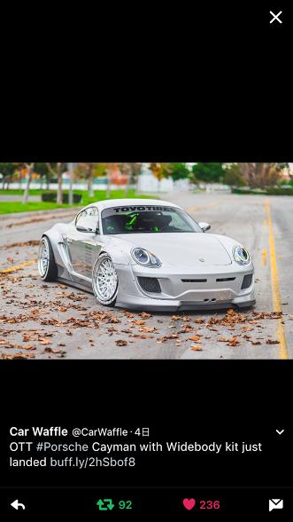 Porscheポルシェ987cayman_TW_20170103
