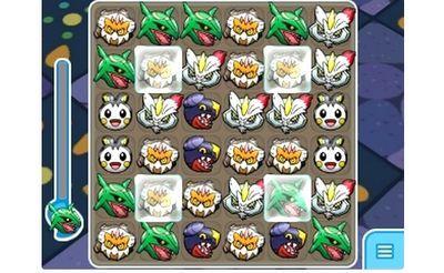 【ポケとる】503 エモンガ 攻略