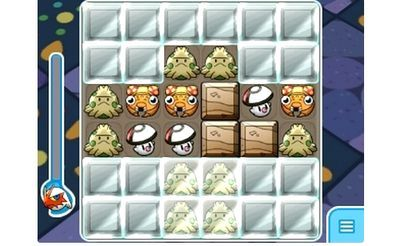 【ポケとる】524 タマゲダケ 攻略 パズルの解答例