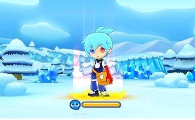 【ぷよぷよクロニクル】 攻略02 ブルーオの雪道 氷の進み方など