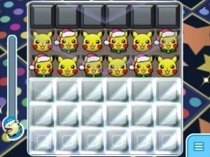 ポケとる ピカチュウ~クリスマス~ ステージ