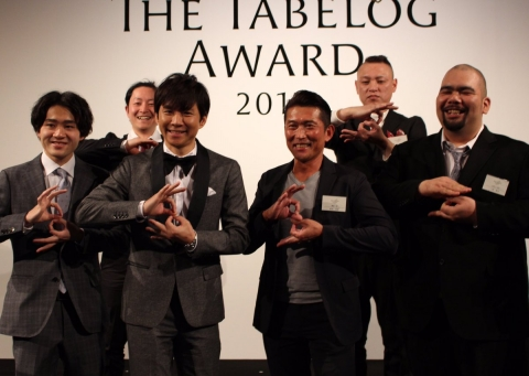 The Tabelog Award 2017-8