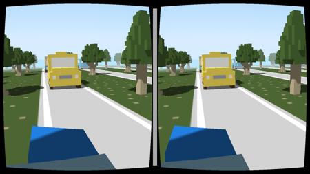 VR CROSS ROAD スクショ4