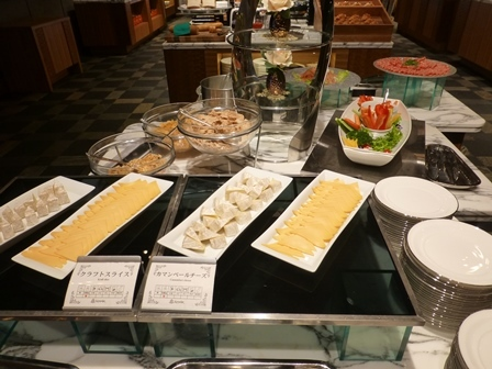 ホテル川久朝食 (3)