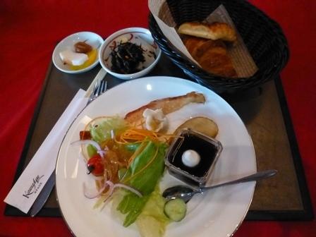 ホテル川久朝食 (19)