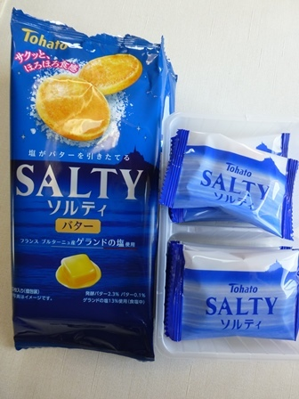 東ハトソルティ・バター (6)