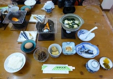 大村屋朝食4