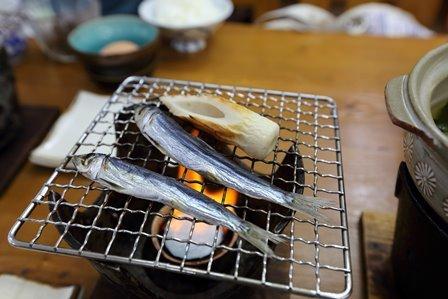 大村屋朝食14