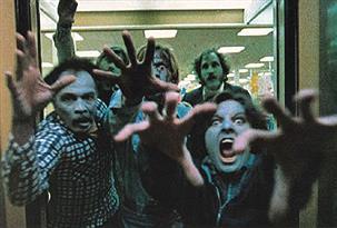『ゾンビ映画』って噛まれたりしたらだめなのに「返り血」はOKだよな
