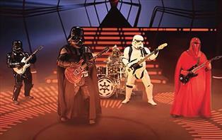 【スター・ウォーズ・コスプレ・メタル・バンド】その名も『Galactic Empire(銀河帝国)』がデビューwww