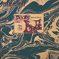 """『ザ・ドアーズ』最初期の""""幻のライヴ音源""""を収めた『London Fog 1966』が日本でも発売に!"""