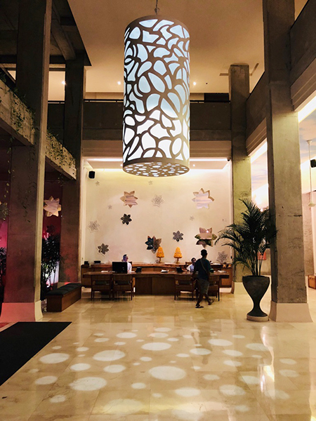 amnaya kuta hotel