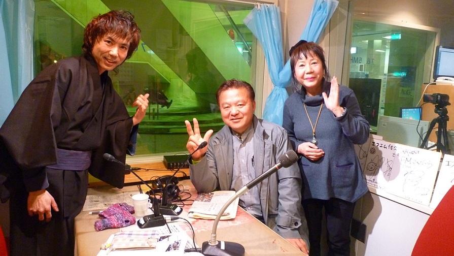 平成29年 ラジオ初め FM佐久平「俊智の新地球シンフォニー」