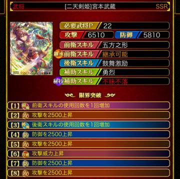 宮本武蔵22-8凸