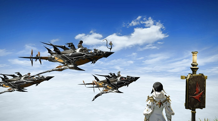 【FF14】ひとつの冒険の終わり