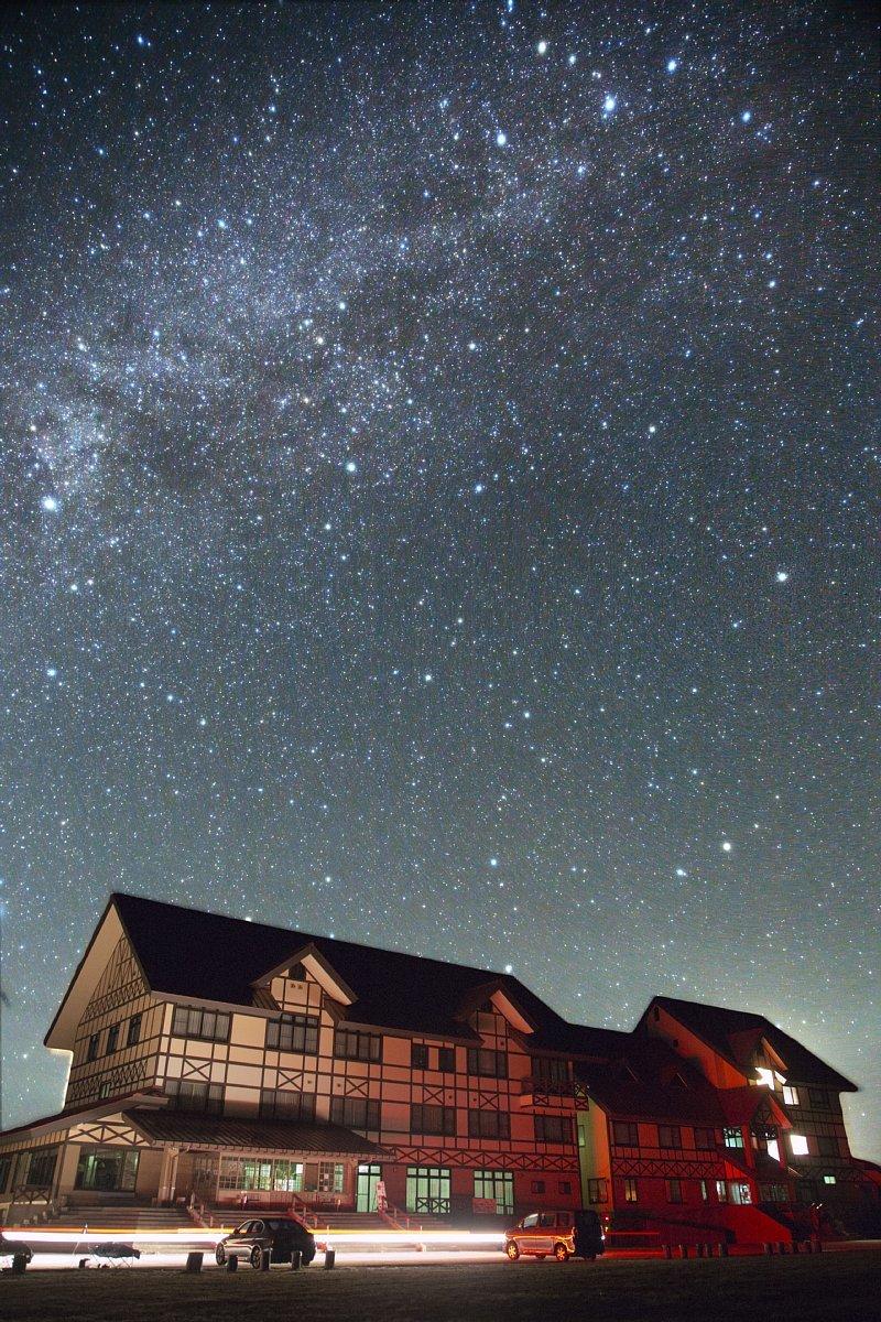 【星撮遠征】南アルプスしらびそ高原#2