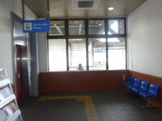 JR北陸本線木之本駅