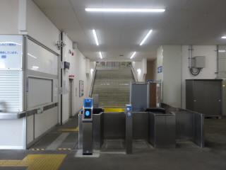 JR湖西線北小松駅