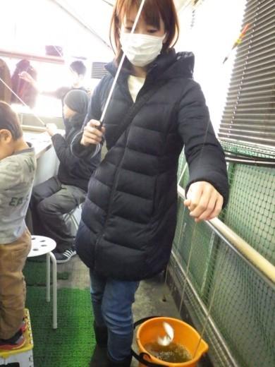 ワンコイン釣り堀 (12)