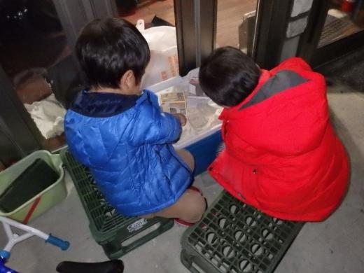 ワンコイン釣り堀 (32)