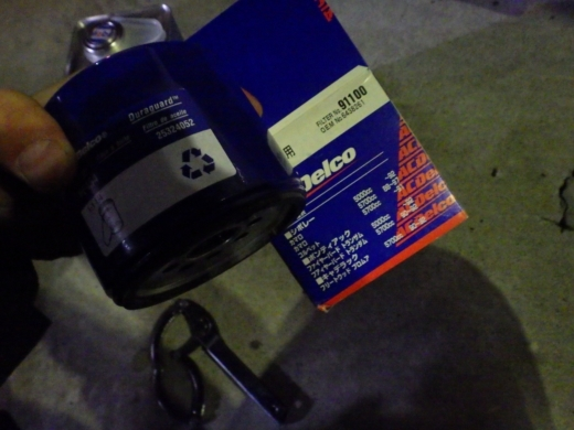 油圧リフターの異音は? (6)