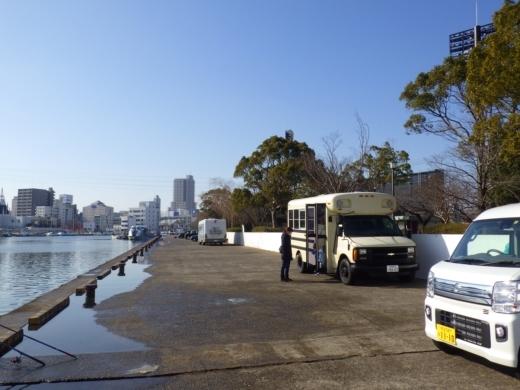 土浦港でワカサギ釣り (7)