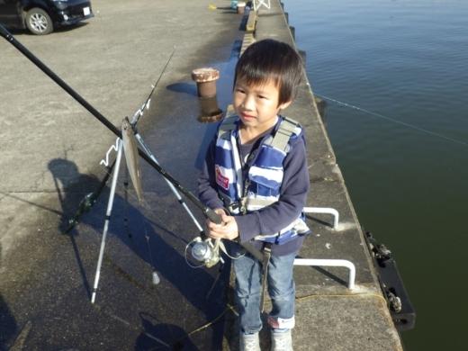 土浦港でワカサギ釣り (19)