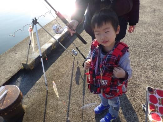 土浦港でワカサギ釣り (31)