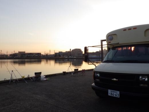 土浦港でワカサギ釣り (40)