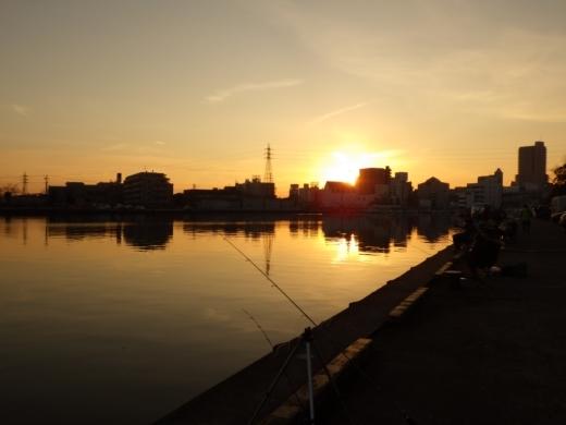 土浦港でワカサギ釣り (39)