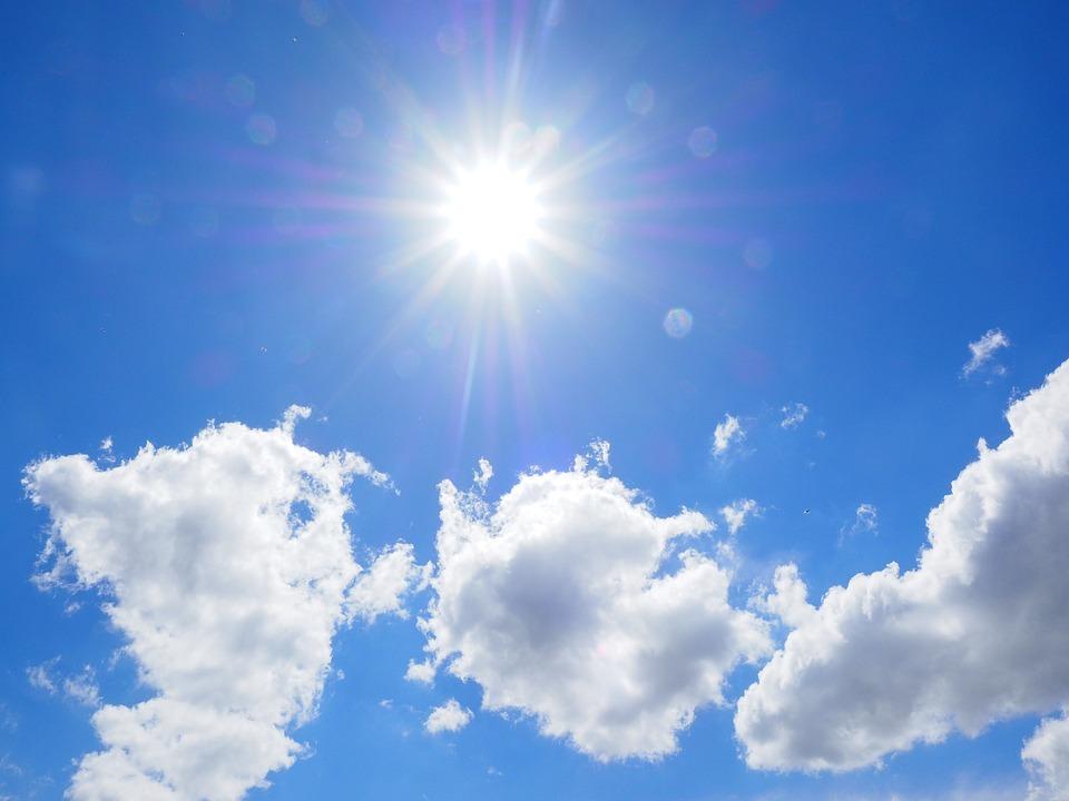 161126太陽と空