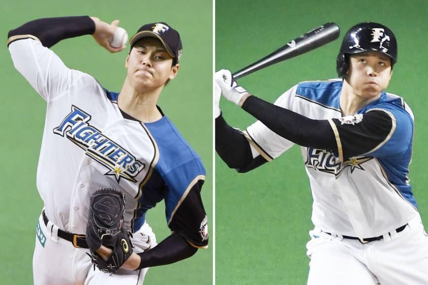 大谷翔平がランキングトップ MLB...