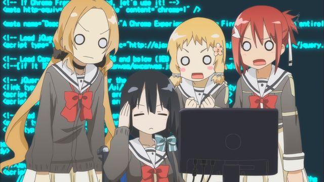 アニメ プログラマー