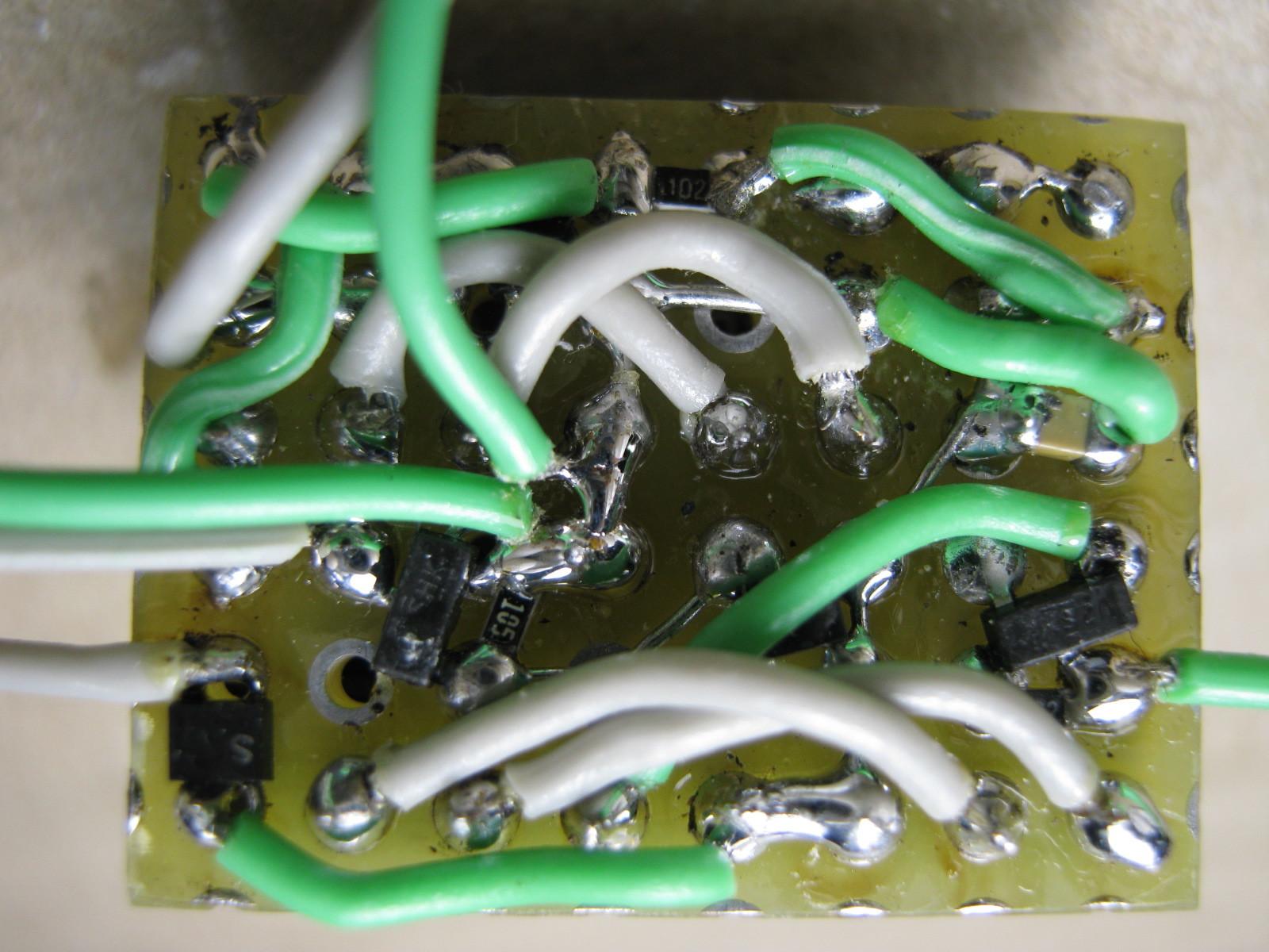 ミミクリーペット4(ボイスレコーダー・チェンジャー換装)基板4