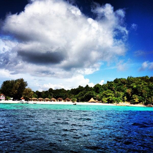 タイ リペ島  最後の楽園