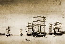 海外「不公平だよ…」日本に開国を迫った『黒船来航』が海外 ...