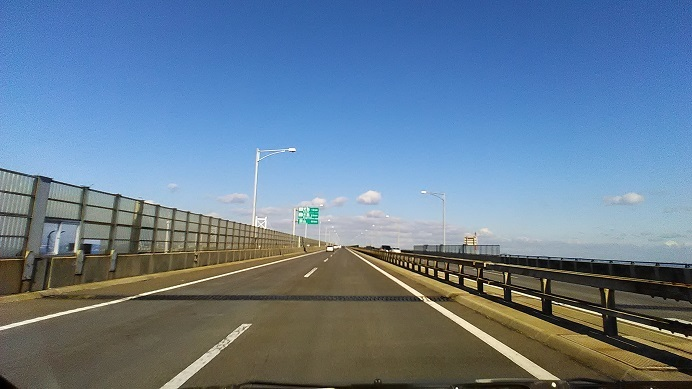 201712月30日瀬戸大橋