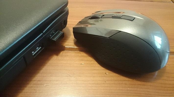 新マウス単体