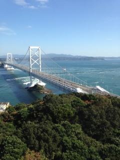 17 鳴門大橋